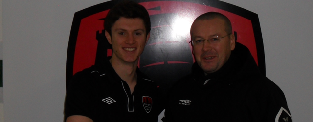 John dunleavy signs for city cork city football club for Home zone wallpaper wolverhampton
