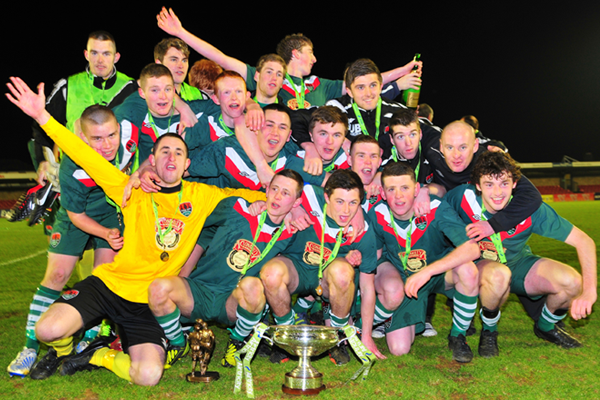 U19 Cup Win 2013
