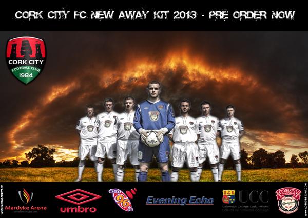 New Away Jersey Unveiled – Cork City Football Club | 600 x 425 jpeg 236kB