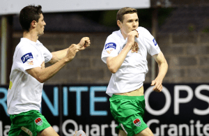 Buckley Drogheda Goal