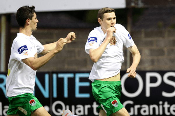 Buckley Drogheda Goal
