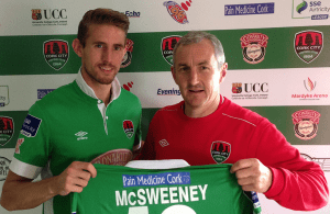 Michael McSweeney Signs Web