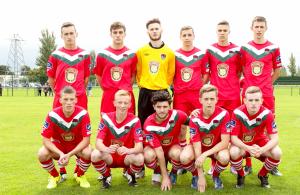 U19 2014-15 Shamrock