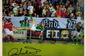 healy overhead signed
