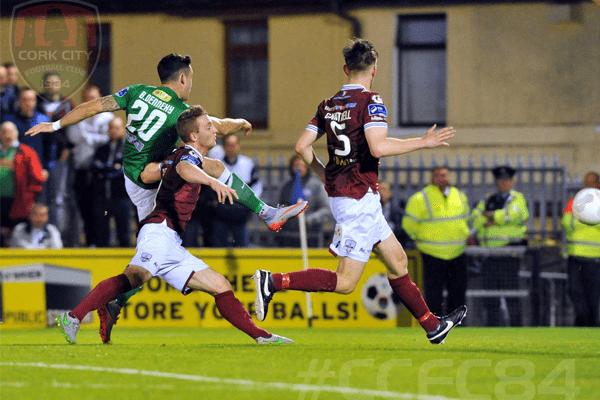 Billy Dennehy goal Galway 280815