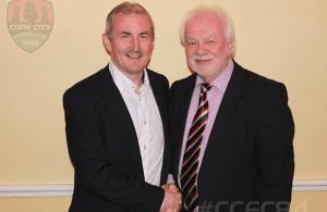John Caulfield new contract 300915