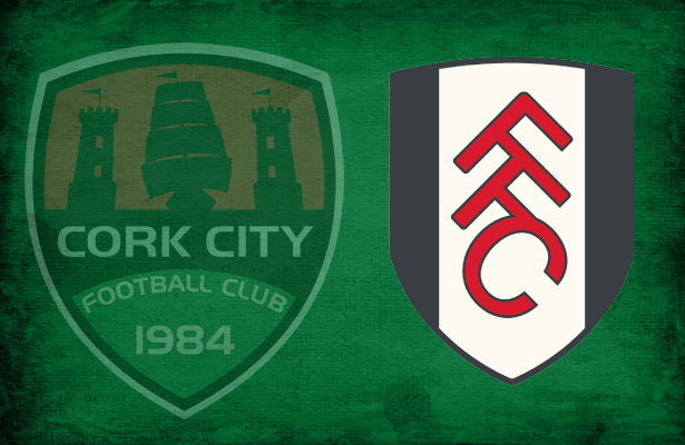 Friendly fixture against fulham announced cork city for Home zone wallpaper wolverhampton