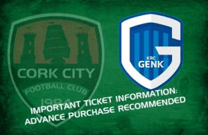 Genk TIcket info
