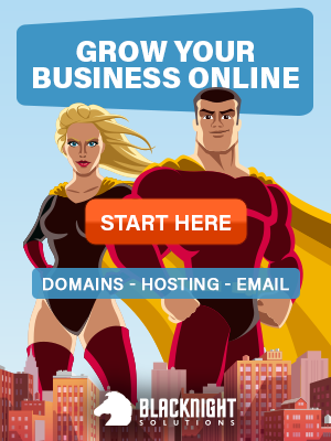 Grow your Business Online with Blacknight