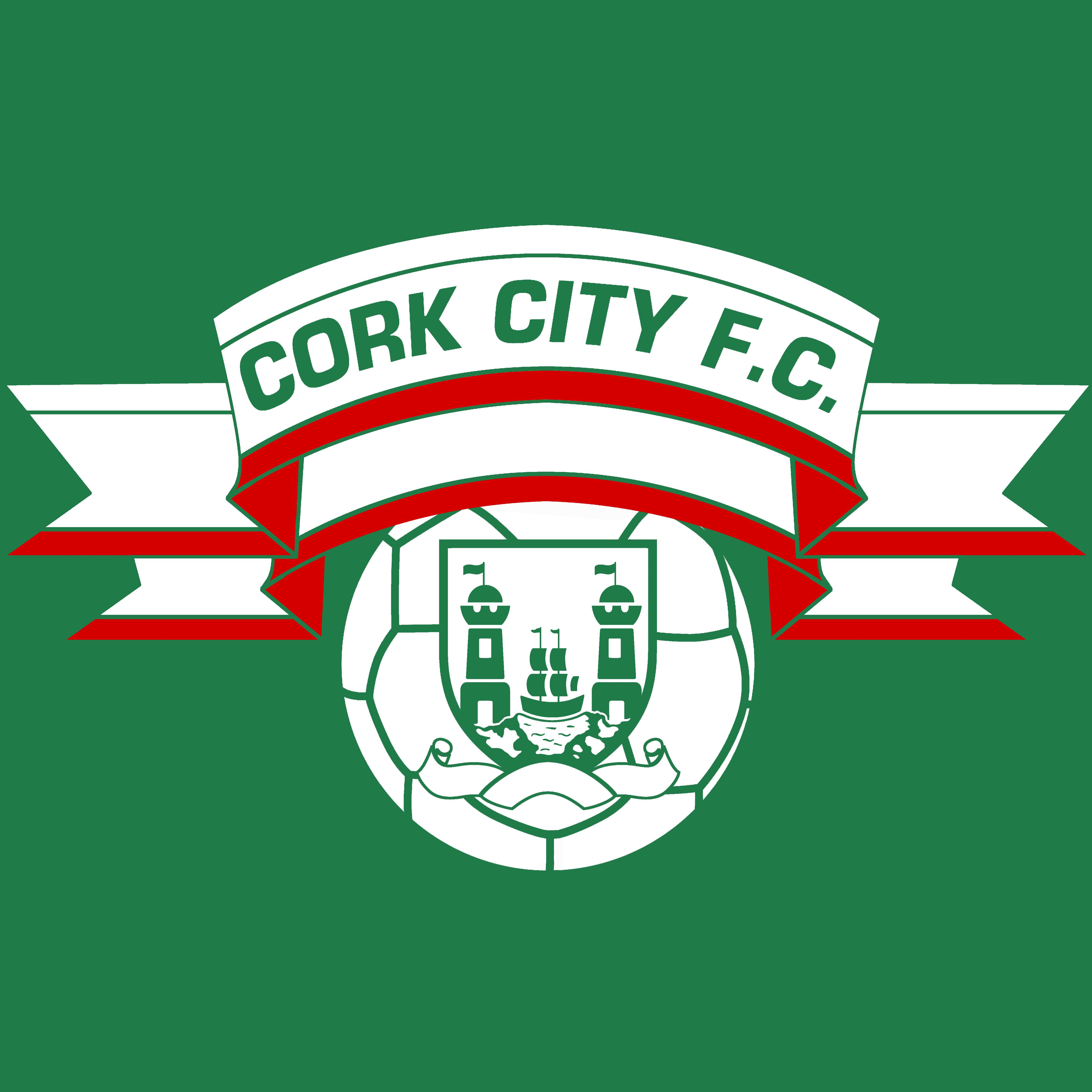 Cork City FC Crest History | 4570 x 4570 jpeg 2616kB